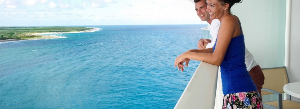 Cruise Couples Balcony