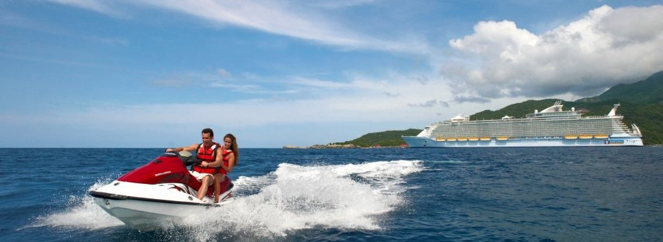 Cruise Jet Ski Waverunner Ocean Excursion