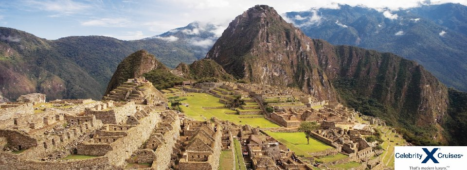 Celebrity Cruises Machu Picchu