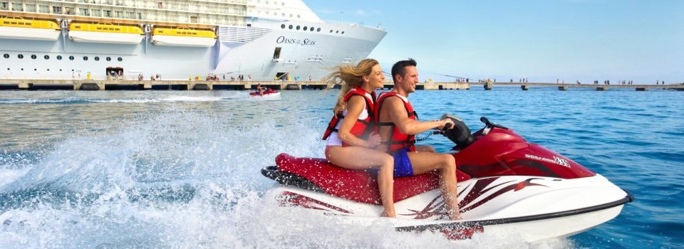 Cruise Jet Ski Waverunner Excursions